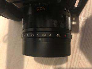Panasonic マイクロフォーサーズ用 交換レンズ LEICA DG NOCTICRON 42.5mm / F1.2 ASPH. / POWER O.I.S. H-NS043