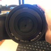 Panasonic Leica 42.5mm H-NS043がすごい